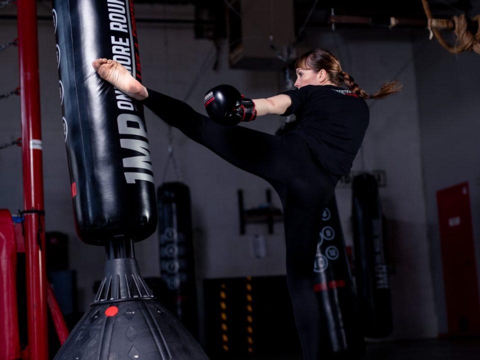 One More Round Kickboxing - Vaughan, Woodbridge